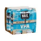 NAIL 6.5% VERY PALE ALE 4 PACK 375ML CANS