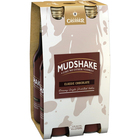 VODKA CRUISER MUDSHAKE CHOCOLATE 4 PACK STUBBIES