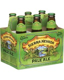 SIERRA NEVADA PALE ALE 6 PACK x 355ML STUBBIES