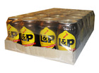 L and P 24 X 355ML CANS SOFT DRINK