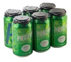 PIRATE LIFE 4.8% 6 PACK NEW ZEALAND PALE ALE CANS 355ML