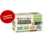 JAMES SQUIRE EXPLORER CARTON 4 X 6 PACKS
