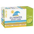 XXXX SUMMER BRIGHT LIME CARTON 24 STBS