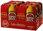 SUPER BOCK LAGER 5.2% 24 x 330ML STB'S CARTON