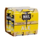 NAIL 4.7% PALE ALE 4 PACK 375ML CANS