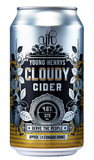 YOUNG HENRYS 4.6% CLOUDY CIDER 24 x 375ML TINNIES CARTON