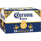 CORONA STUBBIES  CARTON 24 x 355ml  FULLY IMPORTED.