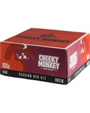 CHEEKY MONKEY SESSION RED ALE 4.6% 16 x 375ML TINNIES CARTON