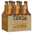 YENDA GOLDEN ALE 4.2% 6 PACK STUBBIES CARTON