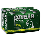 COUGAR and DRY CAN 6 PACK