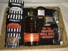 BULLEIT BOURBON 700ML  GIFT BASKET