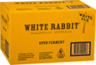 WHITE RABBIT WHITE ALE CARTON