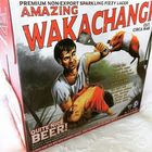 WAKACHANGI 5% BEER 12 x 330ml STUBBIES CARTON