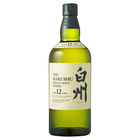 Hakushu 12 Year Old Whisky 700mL
