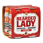 BEARDED LADY 6.5% COLA 4 PACK CANS