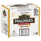 MAGNERS APPLE CIDER STUBBIES 12 x 568ML BOTTLES