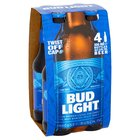 BUDWEISER LIGHT 6 PACK STUBBIES 355ml