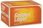MONTEITH GOLDEN ALE 24 x STUBBIES CARTON