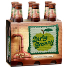 DIRTY GRANNY CIDER 6 PACKS STUBBIES