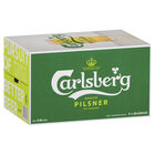 CARLSBERG 24 x 330ml STUBBIES CARTON