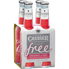 VODKA CRUISER SUGAR FREE POMEGRANATE 4 PACK STUBBIES