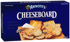 ARNOTTS CHEESE BOARD ASSORTED CRACKERS 250 GRAM