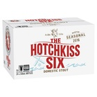 LITTLE CREATURES THE HOTCHKISS SIX  24 x 330ML STUBBIES CARTON 4.5%