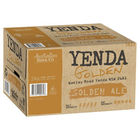 YENDA GOLDEN ALE 4.2% 24 X STUBBIES CARTON