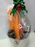 VEUVE CLICQUOT N/V GIFT BUCKET WITH 2 FLUTES
