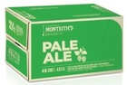 MONTEITH PALE ALE 24 x STUBBIES CARTON