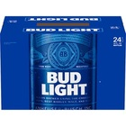 BUDWEISER LIGHT 24 x 355ml STUBBIES CARTON