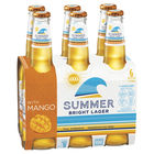 XXXX SUMMER BRIGHT MANGO 6 PACK STBS