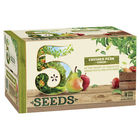 TOOHEYS 5 SEEDS PEAR CARTON
