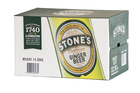 STONES PREMIUM  4.8% GINGER BEER 24x stbs CARTON