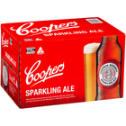 COOPERS SPARKLING ALE 24 X STUBBIES CARTON