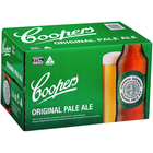 COOPERS PALE ALE 24 X STUBBIES CARTON