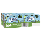 UDL LIME and SODA 24 x CAN CARTON 375ML