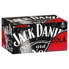 JACK DANIELS and COLA STUBBIES 330ML CARTON 24
