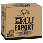 EMU EXPORT BOTTLE 750ML CARTON
