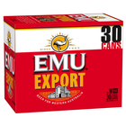 EMU EXPORT CANS BLOCK 30 CANS