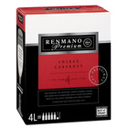 RENMANO PRESSINGS SHIRAZ CAB CASK 4L
