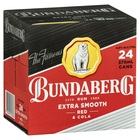 BUNDY RED CUBE 24 X 375ML CANS