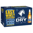 CARLTON DRY STUBBIES CARTON 24 x stbs