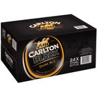 CARLTON BLACK STB CARTON