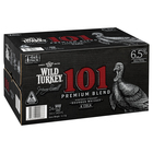 WILD TURKEY 101 STB 6.5% CARTON 24