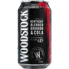 WOODSTOCK and COLA 24 X 375ML CANS