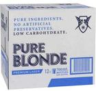 PURE BLONDE 12 X 700ML CARTON