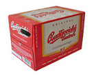 BUDVAR BEER STUBBIES CARTON