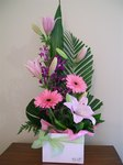 Flowers arrangement that will Please!  ~ Delivered