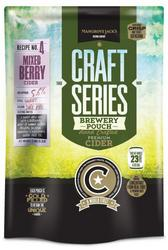 Mangrove Jack's Craft Series - MIXED BERRY CIDER - 2.4kg